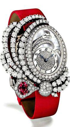 Dior VIII Grand Bal Plumes watch.