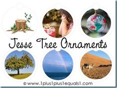 Jesse Tree eBook - 1+1+1=1