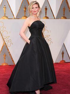 2017 Oscars - Kirsten Dunst in Dior Haute Couture
