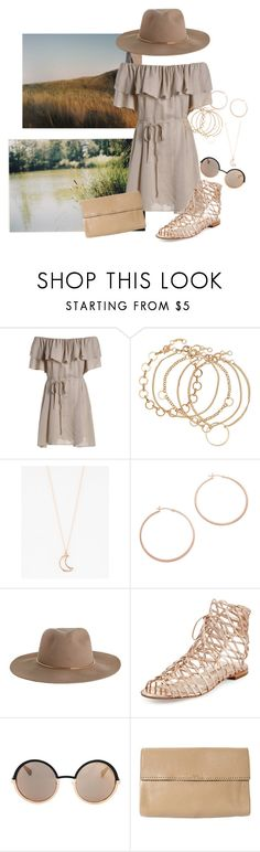 """""""fashion. ♡"""" by dayaholic ❤ liked on Polyvore featuring Full Tilt, Jennifer Zeuner, Zimmermann, Sophia Webster, Marc by Marc Jacobs and Rochas"""