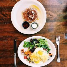"""167 Likes, 7 Comments - SERENE SUMMERFIELD (@theathleisurelookbook) on Instagram: """"Delicious healthy breakfast this morning at @dawnpatrolsb 😋 A must-try when in Santa Barbara! You…"""""""