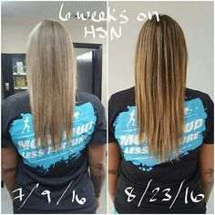 I'm  for 5 ladies who want to grow their hair out!  $33 a month for three months. Help me expand my portfolio and in the process grow beautiful long healthy hair!   these are my friend's personal results after 6 weeks!! Message me, comment below or text me at 360-772-8788  Check out all of the Amazing products from IT WORKS at getfitwithdiamond. com