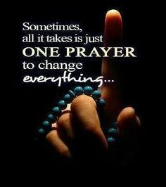 Jangan pernah berhenti berdoa, mungkin sempat kau pikir doa doamu tidak berdampak, ingat satu diantara doa itu ada yg bakal merubah segalanya dlm hidupmu