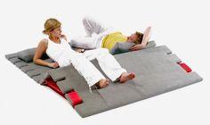 Sasan Magic Carpet: il tappeto magico per il soggiorno