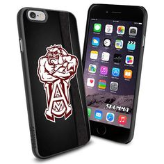 "NCAA-Alabama_AM_Bulldogs, iPhone 6 4.7"" Case Cover Protector for iPhone 6 TPU Black Rubber Case SHUMMA http://www.amazon.com/dp/B011SC64IK/ref=cm_sw_r_pi_dp_s3IQvb0KW20DT"
