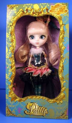 Pullip Dolls IO Anime Fashion Doll P-102 Peacock Japanese Japan