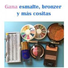 Gana #esmalte #bronzer y más cositas ^_^ http://www.pintalabios.info/es/sorteos-de-moda/view/es/4693 #ESP #Sorteo #Maquillaje