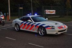 Dutch Police Ferrari