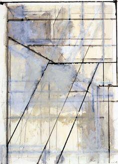 Richard Diebenkorn, Untitled, from the Ocean Park series, 1974