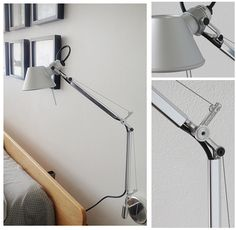 artemide tolomeo parete mini bed rooms pinterest minis. Black Bedroom Furniture Sets. Home Design Ideas