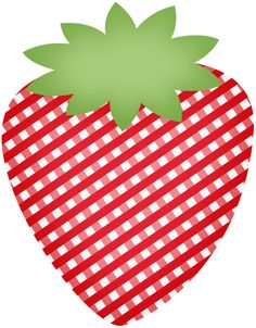 Minus - Say Hello! Strawberry Fruit, Strawberry Shortcake, Strawberries, Picnic Quilt, Food Clipart, Red Plants, Quilting Stencils, Food Gallery, Candy Apples