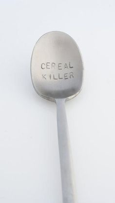for cereal