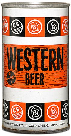 Western | Cold Spring Brewing Co. | Minnesota
