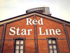 red star line, antwerpen