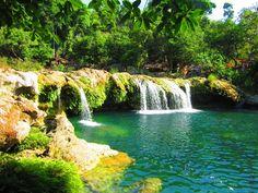 Bolinao Falls - Bolinao, Pangasinan