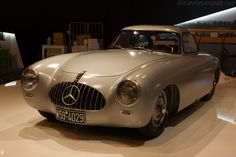 Mercedes-Benz 300 SL Competition - Chassis: 000 02 - Entrant: Daimler AG  - 2015 Retromobile