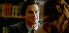 And that time he blinked.   39 Times Neal Caffrey Was The Sexiest Man On TV