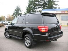 $11995 — 2003 Toyota Sequoia Limited For Sale in Washington