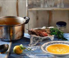 Ψαρόσουπα παραδοσιακή Food Categories, Paros, Mediterranean Recipes, Greek Recipes, Fish And Seafood, Moscow Mule Mugs, Recipies, Food And Drink, Meals