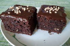 Môj jablkový perník (fotorecept) - recept | Varecha.sk Deserts, Treats, Baking, Sweet, Food, Cakes, Recipes, Sweet Like Candy, Bread Making