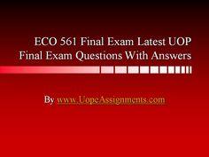 ECO 561 Final Exam Latest University of Phoenix Tutoring Exam Study, Final Exams, Economics, Homework, Finals, Phoenix, Accounting, Law, University