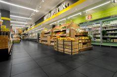 Shufersal Azriely store by Colibri, Tel Aviv – Israel » Retail Design Blog