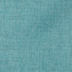 Vintage+Poly+Burlap+Tiffany+Blue from @fabricdotcom  This+versatile+medium+weight+polyester+burlap+fabric+is+perfect+for+window+treatments,+toss+pillows,+head+boards+and+craft+projects.+
