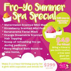 Glama Gal Tween Spa Spa Specials, Facial Masks, Tween, Summer Fun, Watermelon, Berries, Bring It On, Bottle, Face Masks