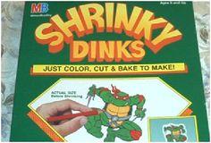 Shrinky Dinks!