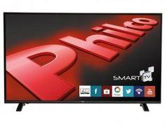 """Smart TV LED 43"""" Philco 43E30DSGW Full HD - Conversor Integrado 3 HDMI 1 USB Wi-Fi"""