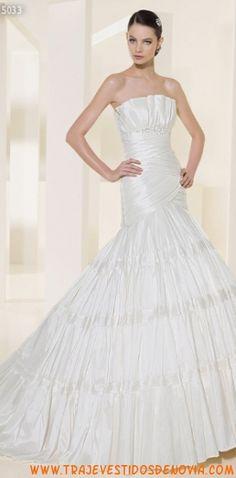 5033  Vestido de Novia  Atelier Diagonal
