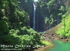 Day 49 of : A Quick Visit to Maria Cristina Falls ~ Escape Manila Manila, River, Explore, Park, City, Places, Nature, Outdoor, Cagayan De Oro