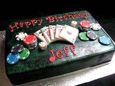 poker cake ideas - Google Search