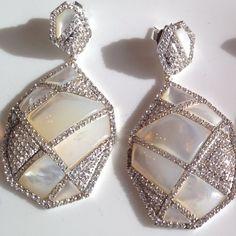 Kara Ross earrings