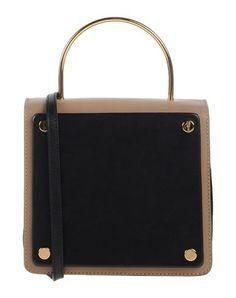 EMPORIO ARMANI Handbag. #emporioarmani #bags #shoulder bags #hand bags #leather #