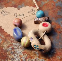 Gaea Ceramic Bead and Art Studio Blog: End of Summer...