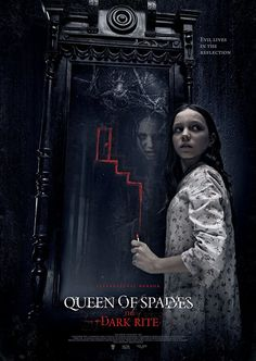 Queen of Spades: The Dark Rite is a 2015 2015 Russian horror film directed by Svyatoslav Podgayevskiy. There is an ancient ritual known to humankind for more than a hundred years…According to the legend, an ominous entity known as Best Horror Movies, Horror Show, Scary Movies, Netflix Movies, Movies Online, Movie Tv, Image Film, Queen Of Spades, Good Movies To Watch