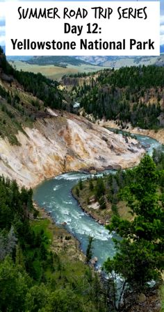 The striking Grand Canyon of Yellowstone and one of America's most scenic drives!