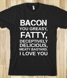 BACON - Get in my Closet - Skreened T-shirts, Organic Shirts, Hoodies, Kids Tees, Baby One-Pieces and Tote Bags Custom T-Shirts, Organic Shirts, Hoodies, Novelty Gifts, Kids Apparel, Baby One-Pieces | Skreened - Ethical Custom Apparel
