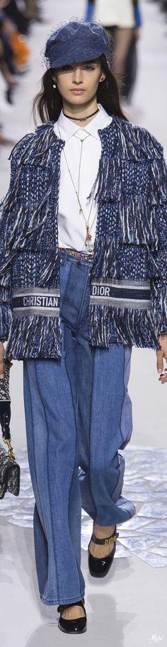 Spring 2018 RTW Christian Dior