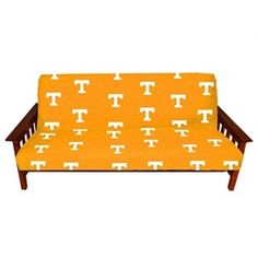 University of Tennessee Volunteers Vols Full Size Slipcover Futon Cover