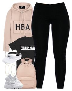 """Untitled #1486"" by power-beauty ❤ liked on Polyvore featuring Hood by Air, Givenchy, Lana and NIKE"