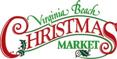 2012 Virginia Beach Christmas Market. My Mom & Sister were in this event for years.