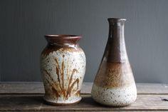 I love pottery.