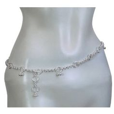 Jewellery From India Handmade Waist Belly Chain Sterling Silver 32.75 Inches (Jewelry)  http://www.1-in-30.com/crt.php?p=B003ELCZCI  B003ELCZCI