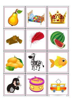 Toys For Boys, Games For Kids, Activities For Kids, Classroom Birthday, File Folder Games, English Language Arts, Alphabet Activities, Matching Games, Stories For Kids