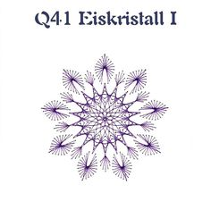 Eiskristall I