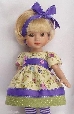 Ann Estelle Dolls | Dolls # 2 / Sophie - Tonner's Ann Estelle Friend Doll. Outfit by ...