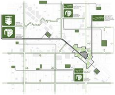 This urban design proposal for the Logan Square Neighborhood of Chicago intends to foster a multiplicity of relationships of various forms, all focused around an ecological renewal of an urban environment. Justified relationships include people/nature, na…