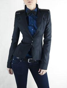 bianca jacket...Hey @BCAINandROCK a jacket named after you...get it!!